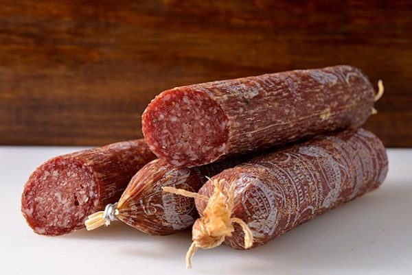 Smoked Milano Salami