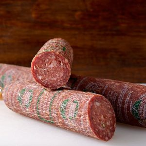 Smoked Pepper Salami
