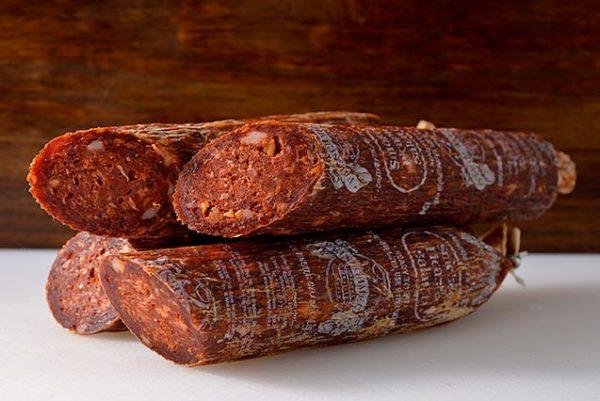 Smoked Picante Salami
